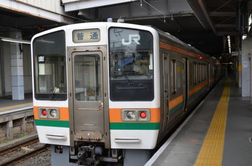 秘境駅を堪能したかった 飯田線