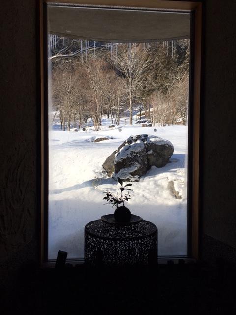 2016 雪見風呂が恋しくて♪