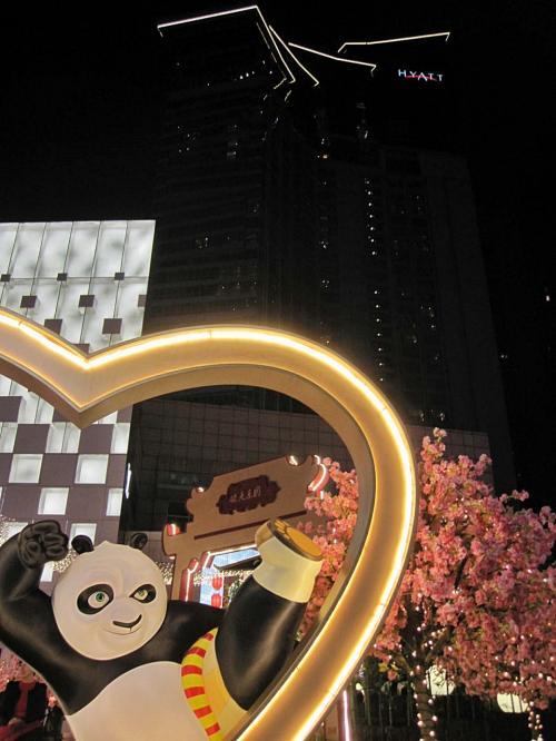 関西空港から、香港へ。香港でローカルバスで上水へ行き、羅湖へ。<br />ホテルは、大劇院駅から徒歩15分〜20分のグランドハイヤット深セン