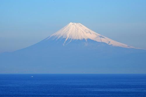 富士山を愛でる西伊豆ドライブ(2)−2日目−
