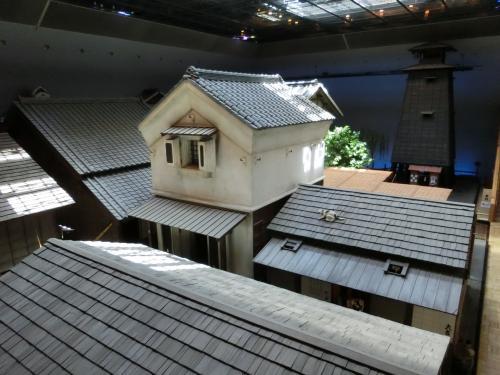 深川江戸資料館 (情景再現展示)