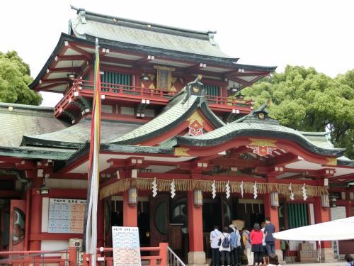 富岡八幡宮 (本殿)