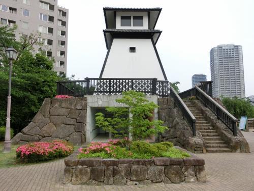 石川島灯台 (人足寄場跡)