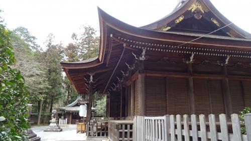 多田神社参拝 清和源氏の祖廟で源家発祥の地と云われる多田神社。