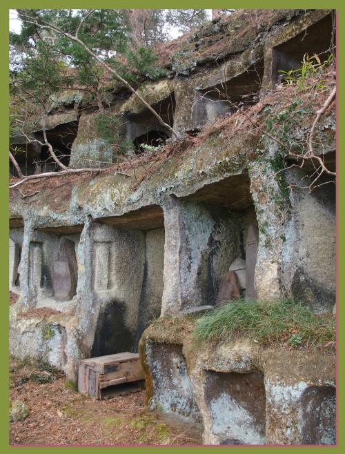 いにしえの・・・霊場なる松島に想いを馳せて・・・ ★松島の雄島(おしま)★