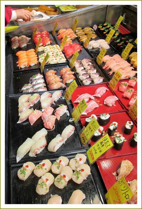 Solitary Journey [1721] 新鮮な魚介類やお寿司がズラリ!その場で食べることができます。<唐戸市場&亀山八幡宮編>山口県下関市