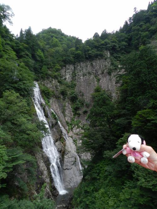 リベンジ!『千丈滝』はやっぱり素晴らしい滝でした~◆2015年7月・はわい温泉&鳥取県の滝めぐり≪その3≫