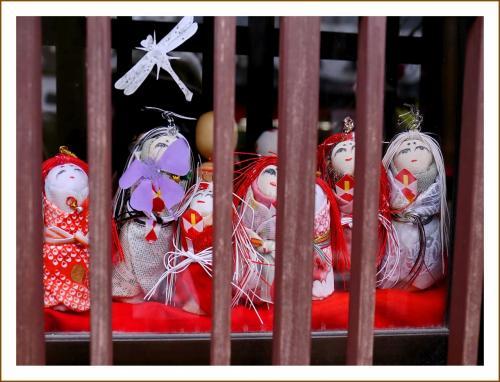Solitary Journey [1727] 歴史とロマンの香る白壁の町を鮮やかに彩る'ひな人形'<春らしさ満点!天領上下町銀山街道>広島県府中市