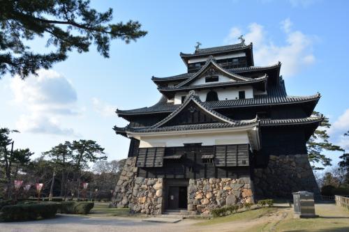 2泊3日山陰ドライブ【4】松江城と宍道湖の夕日