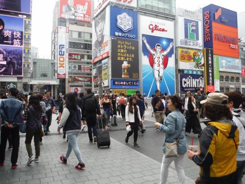 奈良と大阪に行ってきました(2日目)