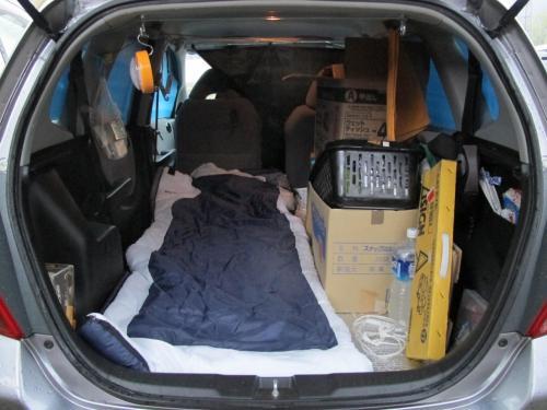 車中泊の予行演習で三重へ
