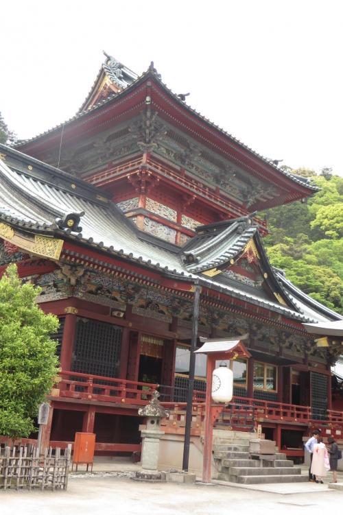 静岡浅間神社・七社参拝~鷹匠のカフェも紹介します