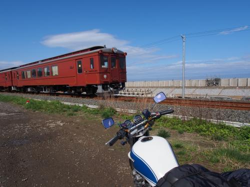 GW東北ツー05/04 北リアス鉄道編 288km