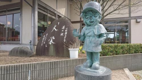新車の慣らしドライブ、昼食は鳥取市の某所で。