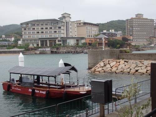最高のプレゼント!カンレキ旅行は淡路島でカンゲキ(^^♪ :宿泊したホテル(到着日)