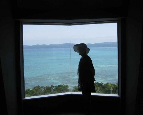 ティーヌ浜・古宇利タワーなど、古宇利島を散策