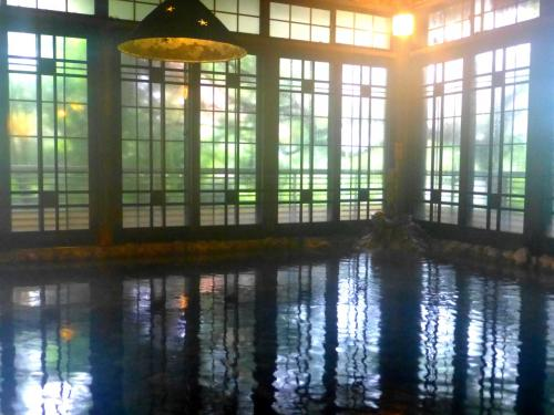 福岡二日市温泉『大丸別荘』日帰り温泉でホッ