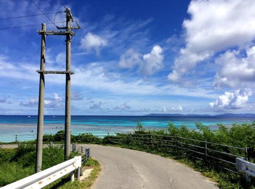 やっぱり波照間島は青かった♪