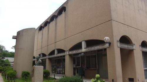 三木市観光(11) 堀光美術館の見学。