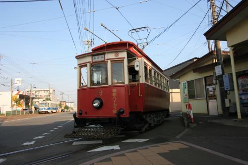 [平成阿房列車] 日本列島縦断9泊10日の旅 (4) 『♪は〜るばる来たぜ函館へ〜 【市内をチンチン電車でGO!】』(二日目・後編)