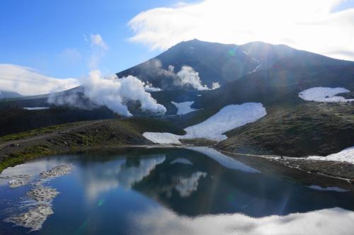 北海道2泊3日の旅♪② (大雪山最高峰の旭岳に登る)