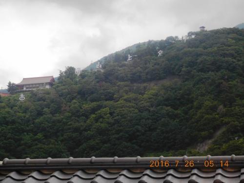 戸倉上山田温泉の旅