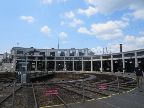 憧れの京都鉄道博物館でオフ会だ~♪☆うめてつ君のお弁当箱ゲットヽ(^o^)丿