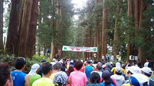 第11回日光杉並木マラソンに参加してきました。