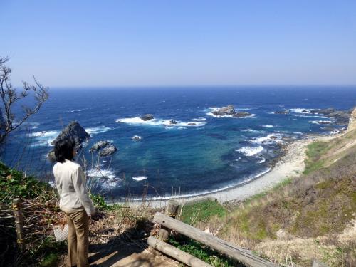 初夏の北海道4泊 積丹半島のドライブ 日本の渚百選 島武意海岸(しまむいかいがん)
