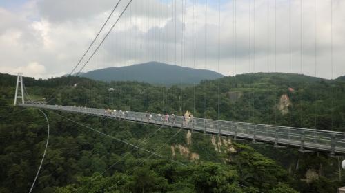 HKT48夏のホールツアー・大分 【湯布院~大吊橋~天ヶ瀬】