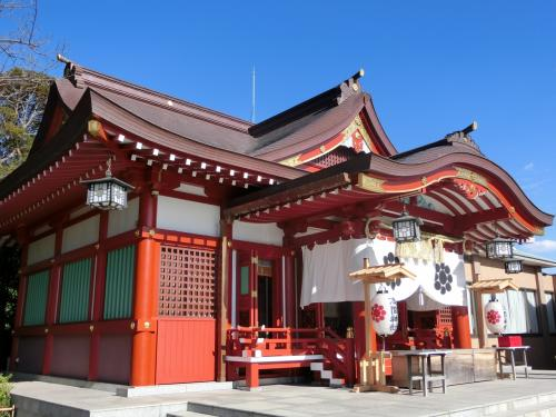 稲毛浅間神社