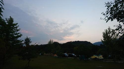 夏キャンプ第2弾!OKオートキャンプ場