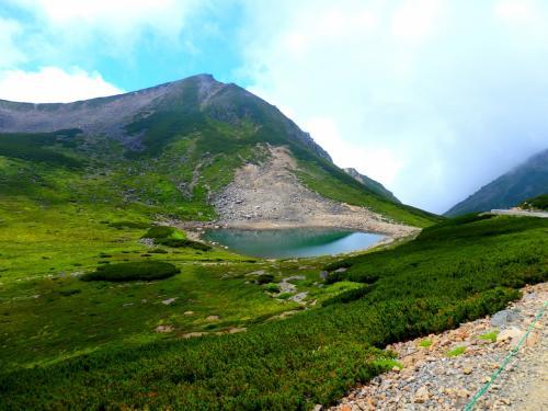 夏の上高地・乗鞍ハイキング vol.2 ~高山植物の咲く 雲上の畳平 富士見岳プチ登山~