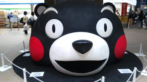 ただ今、JR新幹線で移動中 広島から熊本へ!!