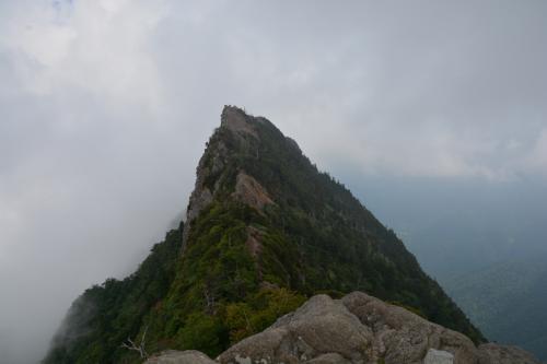石鎚山登山(のんびり編)