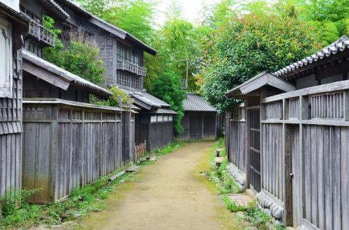茨城県 時代劇の世界へプチスリップ ワープステーション江戸に行ってみた オッサンネコの家族旅