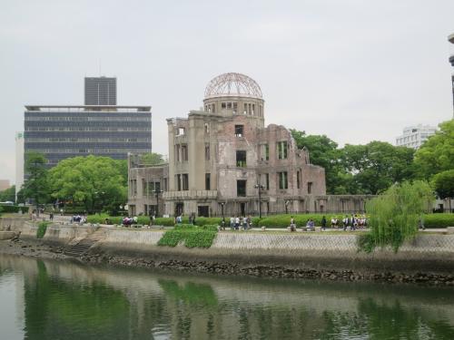 [平成阿房列車] 日本列島縦断9泊10日の旅 (12) 『平和に願いを込めて… 【原爆ドーム〜広島グルメ】』(五日目・後編)
