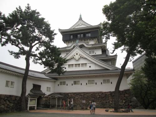 北九州・小倉の小倉城周辺を歩く