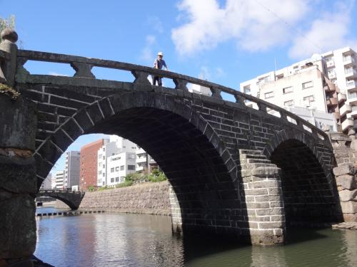 (2/2) 50年振りに異国情緒溢れる街、長崎を楽しむ!- グラバー邸、眼鏡橋、出島 及び長崎銘菓 10月 2016年