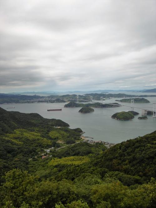 四国3県旅 大三島でのハプニング