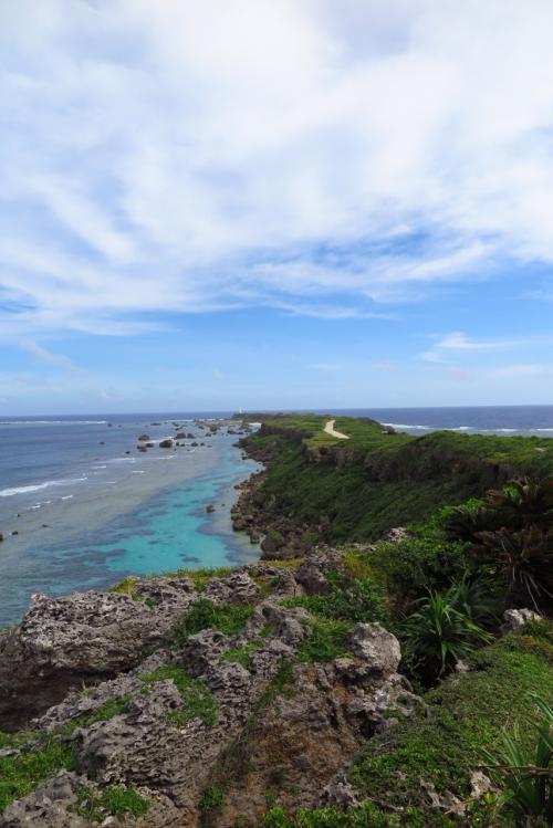 """""""初めての宮古島は。。。優しいブルーで迎えてくれました~""""  """"Part1は。。。東平安名崎~イムギャーマリンガーデン~来間島~与那覇前浜へ"""""""