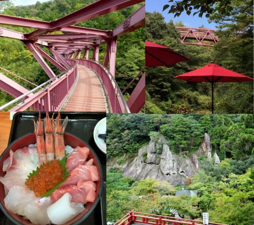 片山津、山代、山中温泉を巡り、ゆのくにの森、那谷寺を巡る旅