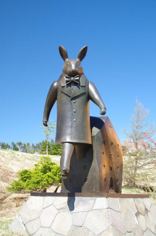 美ヶ原高原美術館に現代彫刻を見に行ってきました。