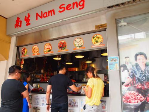 日本への一時帰国からブリスベンに戻る時のストップオーバー。<br />『トランジットdeシンガポール』シリーズ。<br /><br />ウォーキング後の食べ歩き記録!