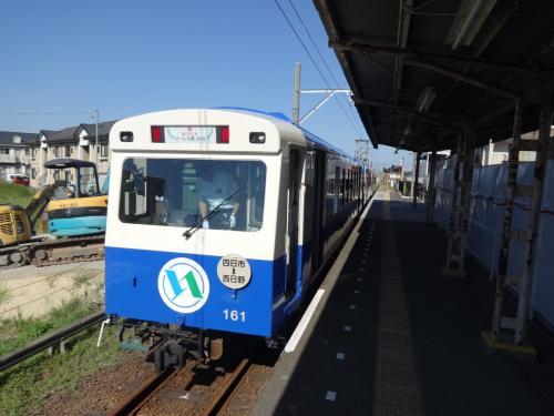 近鉄から分離された4つの路線に乗ってきた【その3】 四日市あすなろう鉄道
