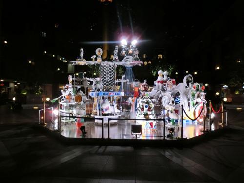 恵比寿ガーデンプレイスを中心に開催されている<br />第9回恵比寿映像祭に行きました。<br />