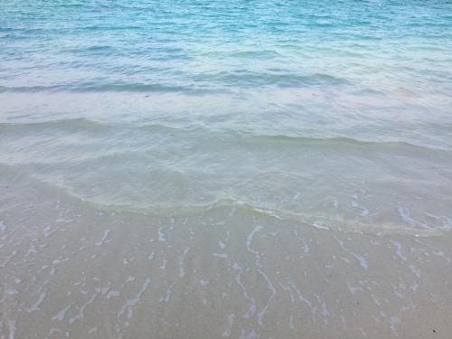 今回の沖縄旅行は テラス・アット・ブセナに宿泊<br />観光旅行はほどほどに ホテルの滞在を楽しみました。<br /><br />ホテル自慢のタラソプールが期待以上に気に入りました。<br /><br />アクティブに動き回る旅行が好きですが、今回はホテルで寛ぐ心地よさを満喫しました。<br />