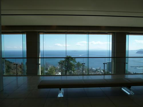 MOA美術館のリニューアルをテレビの某番組で見て行きたくなり熱海に行ってきました。