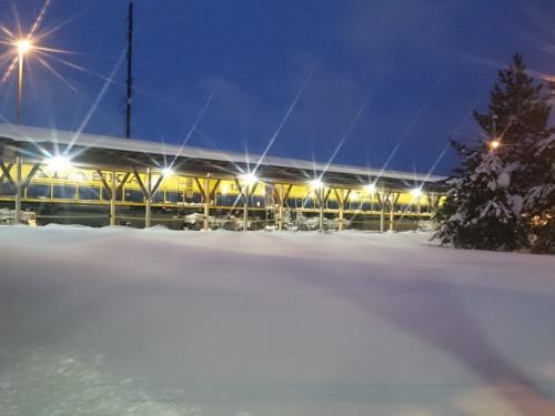 2016年に行ったイエローナイフのオーロラ観賞に時間制限があったことが自然現象を見るのに少し違和感を感じたので、2017年はアラスカに行って来ました。