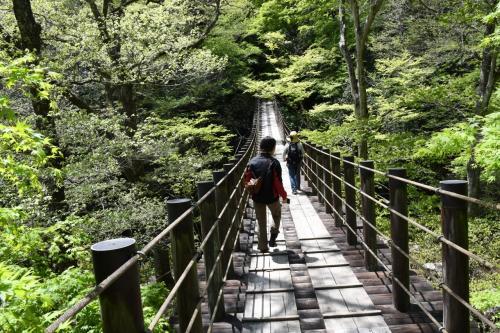 北茨城の旅(1)「日立と花貫渓谷を歩く」